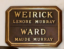 Maude <I>Murray</I> Ward