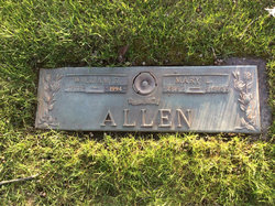 Mary Lavern <I>Cook</I> Allen