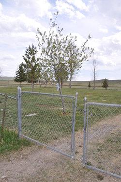 Wyoming State Training School Cemetery