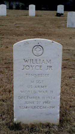 William Swance Joyce, Jr