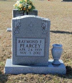 Raymond Pearcey