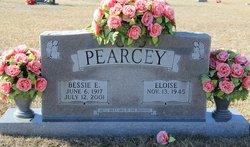 Bessie E. <I>Ray</I> Pearcey