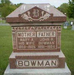 John Richard Bowman