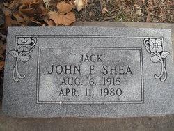 John F. Jack Shea