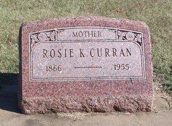 Rosie K Curran