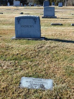 Mary Marion <I>Manning</I> Andrews