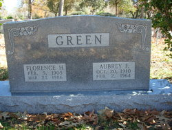 Aubrey Franklin Green