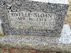 Ovelle <I>Sloan</I> Benefield