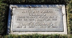 Jane R Cusimano
