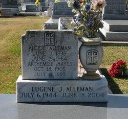 Joseph Eugene Alleman