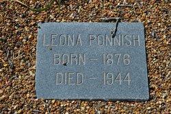 Leona Nancy <I>Houchins</I> Ponnish