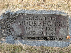 "Elizabeth ""Betty"" Moorehouse"