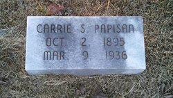 Carrie S Papizan