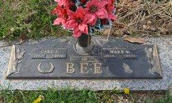 Mary Virginia <I>Uhl</I> Bee