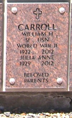 Julia Anne Carroll
