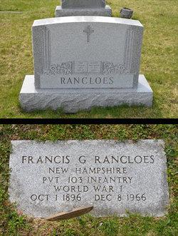 Francis George Rancloes