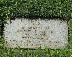 Wright C Simpson