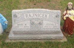 Mary M. <I>Pagac</I> Rajnicek