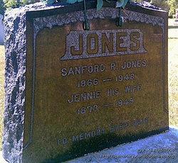 Jennie <I>Tisdale</I> Jones