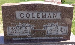 Ray H Coleman