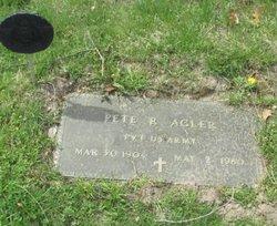 Pete R. Agler