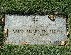 Thomas Meredith Fedzer