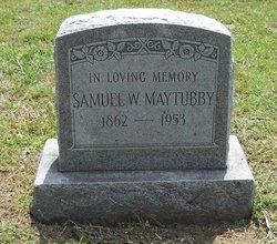 Samuel Winchester Maytubby, Sr