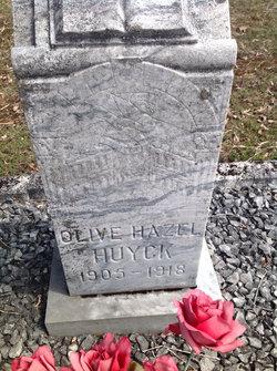 Olive Hazel Huycke