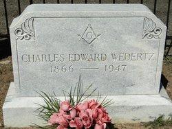 Charles Edward Wedertz