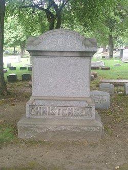 """Mary Ester """"Nellie"""" <I>Baughman</I> Christensen"""