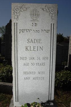 Sadie Klein