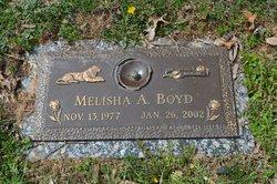 Melisha A Boyd
