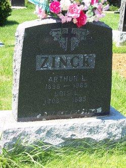 Arthur Leslie Zinck