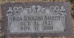 Rosa Isabell <I>Scroggins</I> Edwards