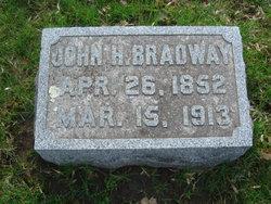 John H Bradway