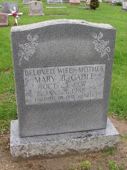 Mary Belle Cadle