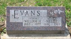 Nellie <I>Holmes</I> Evans