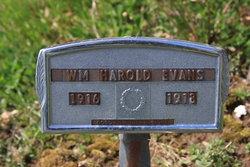 William Harold Evans