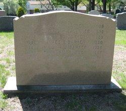 William John Barker, Sr