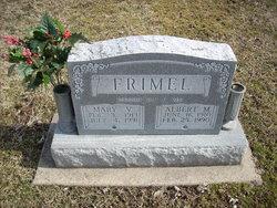 Mary V Frimel