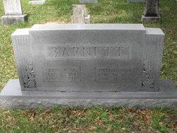 John William Barnett Sr.