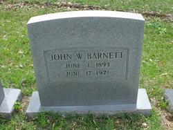John William Barnett Jr.