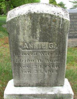 Annie G. Wood