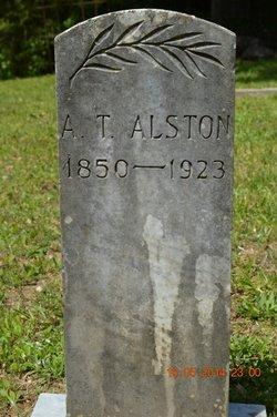 Alfred Thorne Alston