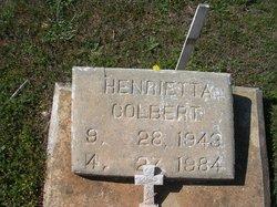 Henrietta Colbert