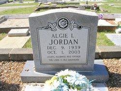 "Algiers Lee ""Algie"" Jordan Jr."