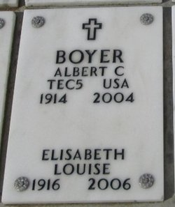Elisabeth Louise Boyer