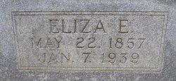 Eliza E. <I>Hall</I> Chapman