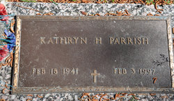 Kathryn <I>Hilburn</I> Parrish
