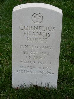 Cornelius Francis Burns